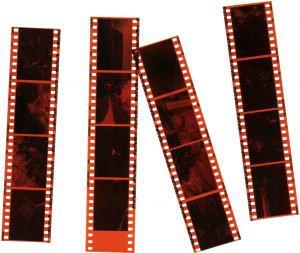 Оцифровка фотопленок 35 мм