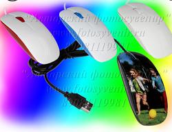 Мышь компьютерная проводная USB