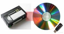 Оцифровка видеокассет VHS-C (Compact)