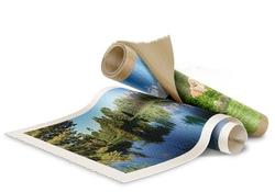 Печать на хлопковом холсте формат 42х60 см